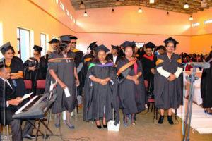 Good Shepherd College Graduation