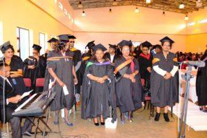 Good Shepherd College of Nursing Graduation