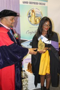 Good Shepherd College 2019 Graduation Ceremony