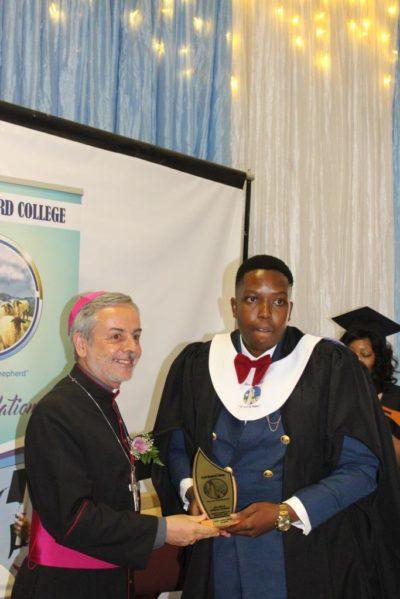 Good Shepherd College 2019 Graduation Ceremony