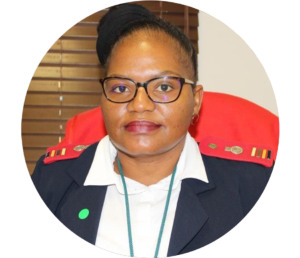 Good Shepherd College Midwifery Head of Department Sr Nondumiso Nxumalo